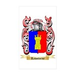 Rawstorne Sticker (Rectangle 50 pk)
