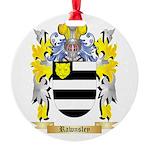 Rawnsley Round Ornament
