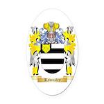 Rawnsley Oval Car Magnet