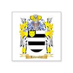 Rawnsley Square Sticker 3