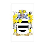Rawnsley Sticker (Rectangle)