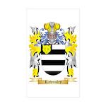 Rawnsley Sticker (Rectangle 10 pk)