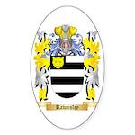 Rawnsley Sticker (Oval 50 pk)