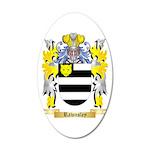 Rawnsley 20x12 Oval Wall Decal