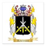 Rawlinson Square Car Magnet 3