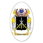 Rawlinson Sticker (Oval 50 pk)