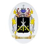 Rawlinson Oval Ornament