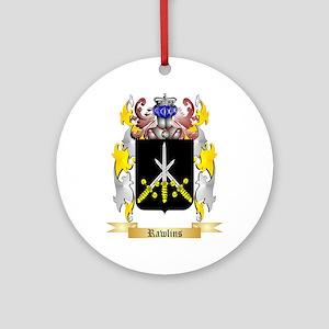 Rawlins Round Ornament