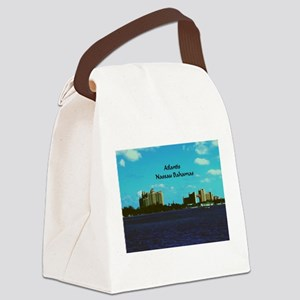 Atlantis Canvas Lunch Bag