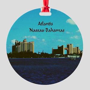 Atlantis Round Ornament