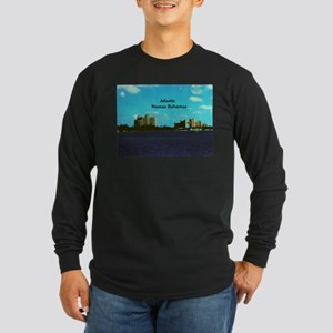 Atlantis Long Sleeve Dark T-Shirt