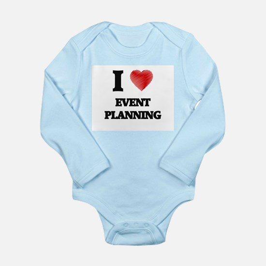 I love EVENT PLANNING Body Suit