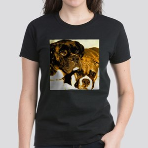 Boxer Dog Friends T-Shirt