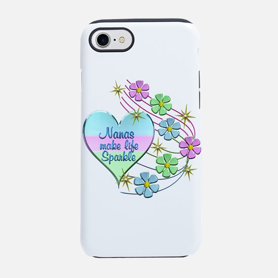 Nanas Make Life Sparkle iPhone 8/7 Tough Case