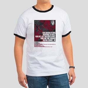 Locutus of Borg Quotes T-Shirt