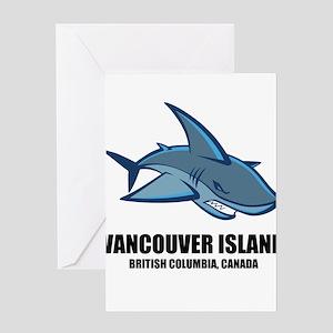 Vancouver Island, British Columbia, Canada Greetin