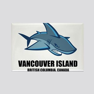 Vancouver Island, British Columbia, Canada Magnets