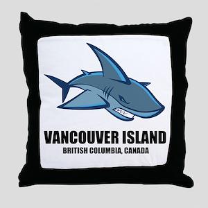 Vancouver Island, British Columbia, Canada Throw P