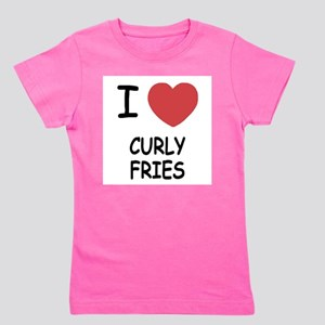 I heart curly fries T-Shirt
