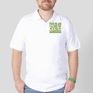 Shamrocks Golf Shirt