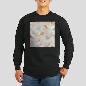 Pretty Birds Long Sleeve T-Shirt