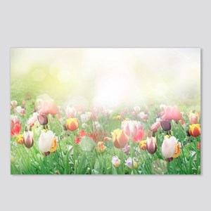 Spring Tulips Postcards (Package of 8)