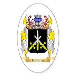 Rawling Sticker (Oval 50 pk)