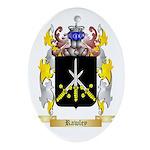 Rawley Oval Ornament
