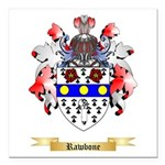 Rawbone Square Car Magnet 3