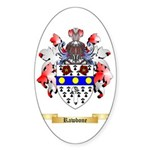 Rawbone Sticker (Oval 10 pk)