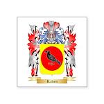 Raven Square Sticker 3