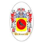 Raven Sticker (Oval)