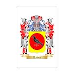 Raven Mini Poster Print