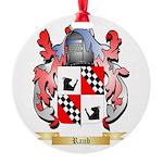 Raub Round Ornament