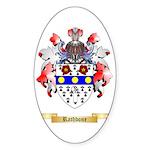 Rathbone Sticker (Oval 50 pk)