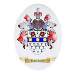 Rathbone Oval Ornament