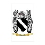Ratcliffe Sticker (Rectangle 10 pk)