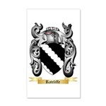 Ratcliffe 20x12 Wall Decal