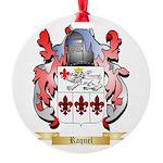 Raquel Round Ornament