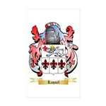 Raquel Sticker (Rectangle 50 pk)