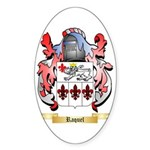 Raquel Sticker (Oval 10 pk)