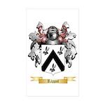 Rappot Sticker (Rectangle 10 pk)