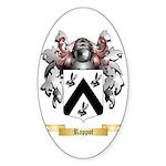 Rappot Sticker (Oval)