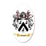 Rappot 35x21 Oval Wall Decal