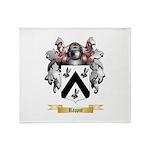Rappot Throw Blanket
