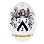 Rappot Oval Ornament