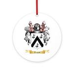 Rappot Round Ornament