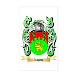 Rapley Sticker (Rectangle 50 pk)