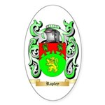 Rapley Sticker (Oval 50 pk)