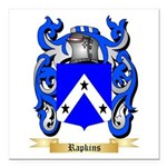 Rapkins Square Car Magnet 3